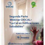 Webinar: La Cal en Edificaciones Saludables