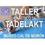 Taller Práctico de Aplicación de Tadelakt para sus usos decorativos y de revestimientos.